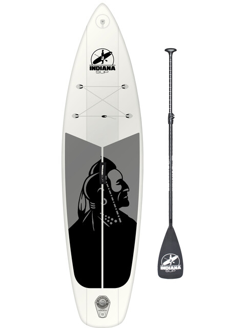 Indiana SUP 8'6 Kids Inflatable Sup Pack with 2-Piece Fibre/Plastic Paddle